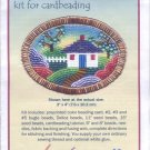 Ann Benson Little House for Cardbeading Kit