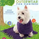 Oodles of Outerwear for Canines 6 knit designs