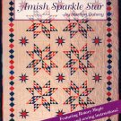 Amish Sparkle Star by Marilyn Doheny Quilt Pattern