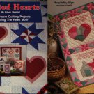 Quilted Hearts by Eileen Westfall - 12 Heirloom Quilting Projects Featuring The Heart Motif