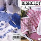 Dishcloths by the Dozen Leisure Arts Leaflet 75000 Knit Crochet Patterns