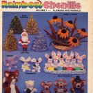 Creating with Rainbow Chenille Vol 1 - Flowers and Animals Pattern Book