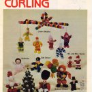 Chenille Curling Pattern Book