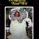 Exclusive Afghan Designs by Knit-Wit Pattern Book No. 70