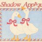 Shadow Applique Pattern Book - Gick Publishing GP-482