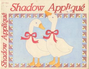 Shadow Applique Pattern Book - Gick Publishing GP-482