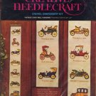 Avon Creative Needlecraft Kit Vintage Cars Wall Hanging