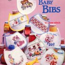 Bitty Baby Bibs to Cross Stitch Patterns - ASN 3550