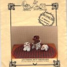 "Puppydog Tails Sewing pattern for Dogs from 3"" Mini Socks by Anything But Ordinary"