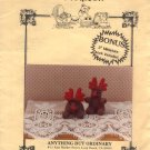 "Prancer Sewing pattern from 3"" Mini Socks by Anything But Ordinary"