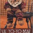 Lil' Yo-Yo Bear Kit with Pattern by Indygo Junction Inc