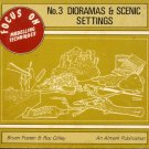 Focus On Modelling Techniques No. 3 Dioramas & Scenic Settings Book