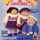 Doll Baby in Crochet - Fibre-Craft Booklet FCM102