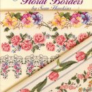 Cross Stitch Floral Borders - American School of Needlework Book #3538