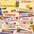 Cover-Up Bibs in Cross Stitch  - American School of Needlework Book #3561