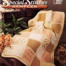 Crochet Special Stitches Sampler Afghan - Annie's Attic Booklet 878302