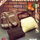 Quick 'N Easy Crochet Purses - Booklet CB/1