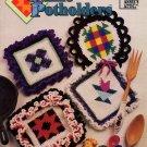 Crochet Quilt Potholders - Annie's Attic Booklet 87P81