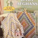 Mini-Motif Baby Afghans To Crochet - Leisure Arts Leaflet 2300
