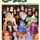Cupie Do's Volume 6 Holiday Crochet - Harold Mangelsen Book 019-98