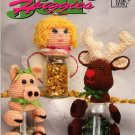 Crochet Jar Huggies - Annies's Attic Book 87J21