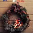 Mini-Floss Mop Dolls - Annie's Attic Book 254S