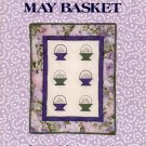 Miniature May Basket Quilt Pattern - Designed by Patricia Knoechel