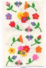 Mrs Grossman's Small Flowers Sticker #8I