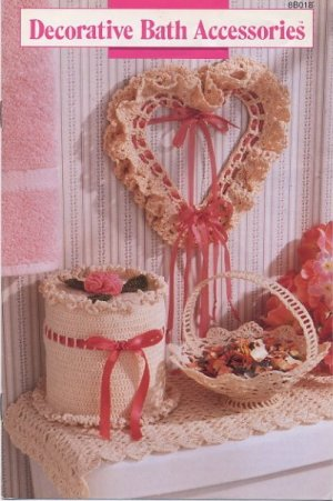Free Crochet Patterns For Making Bath Accessories - Forums