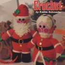 Christmas Crochet Vol 1 Mr and Mrs S Claus - American School of Needlwork Booklet 3