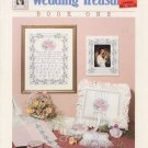 Nancy Rossi Wedding Treasures Book One - Dimensions Cross Stitch Book 113
