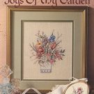 Joys Of My Garden - Cross Stitch Leisure Arts Leaflet 478