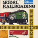The abc's of Model Railroading - Model Railroad Handbook No. 11