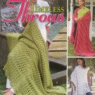 Timeless Throws - Leisure Arts Crochet Leaflet 3765