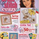 CrossStitch Crazy UK Magazine February 2006, Issue 82