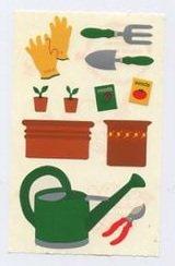 Mrs Grossman's Gardening Stickers #5B