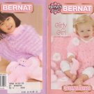 Bernat Girl Girl (to knit & crochet) Pattern Book 542016