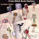 Clip Marks Cross Stitch Book Markers - American School of Needlework Book #3542