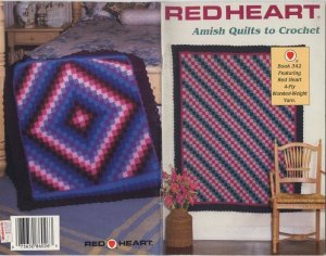 Crochet Afghans - Assorted Crochet Afghan Patterns - Amish
