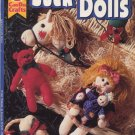 Sock-it-to-me Dolls Book Design Originals by Delores Frantz 05073