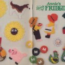 Annie&#39;s Book of Fridgies Pattern Booklet