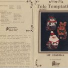 Lil' Chubbies Tole Painting Pattern - Tole Temptations 40-4452