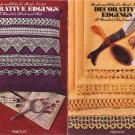 Decorative Edgings - Coats & Clark Book No. 231 - Crochet, Knit, Tat