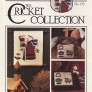 Mrs K Nicholas Claus - The Cricket Collection Cross Stitch Pattern No. 63