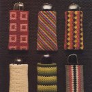 Eyeglass Cases Six Needlepoint Patterns Leisure Arts Leaflet 112