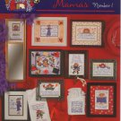 Red Hot Mamas Number 1 Cross Stitch Book - Jeanette Crews Designs 1281