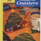 Plastic Canvas Christmas Tree Coasters Patterns The Needlecraft Shop
