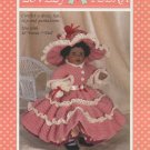 Lovely Teena - Crochet Doll Book FCM253