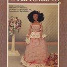 Fall Formal - Crochet Doll Book FCM269