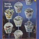Zweigart AidaPlus Spring Pockets Cross Stitch Pattrns 4780